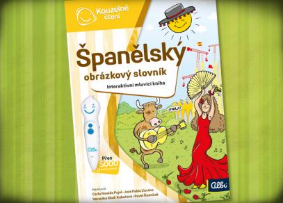 Španělský obrázkový slovník - s2