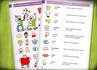Španělský obrázkový slovník - s3