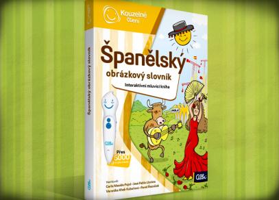 Španělský obrázkový slovník - s1