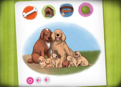 Domácí zvířátka - edice Kouzelné čtení