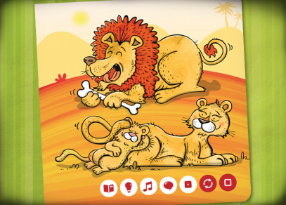 Zvířátka z divočiny - edice Kouzelné čtení