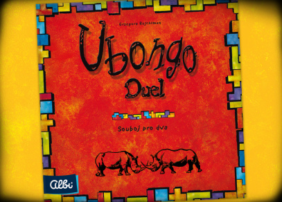 Ubongo Duel - hra od Albi