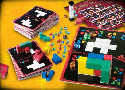 Ubongo 3D - rodinná hra od Albi