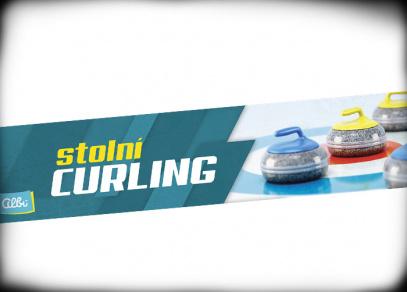 Stolní curling - klasická hra od Albi