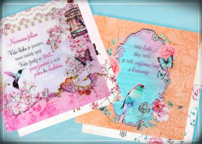 Krásné romantické motivy
