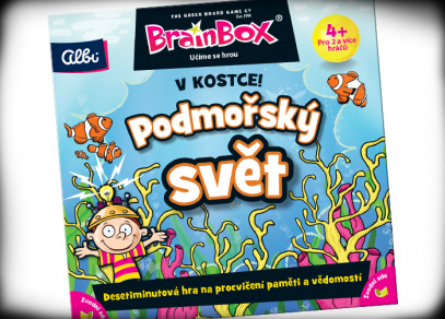 Brainbox - Podmořský svět od Albi