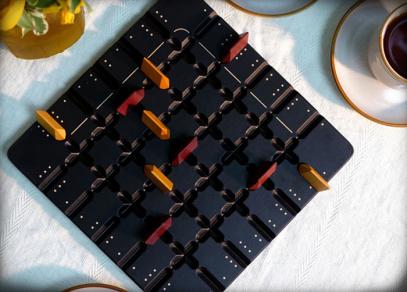 Squadro - logická hra od Albi