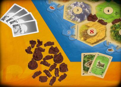 Catan - Námořníci pro 5 - 6 hráčů
