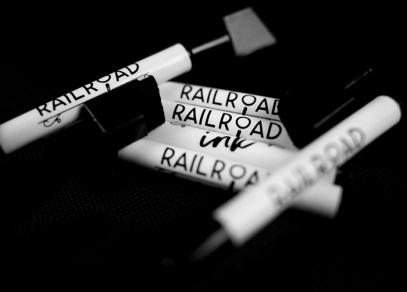 Railraod Ink - rodinná hra od Albi