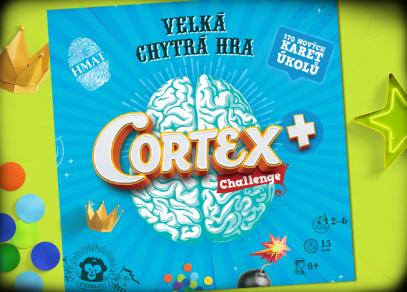 Cortex+ logická hra od Albi