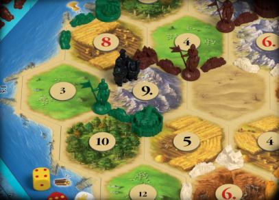 Catan - Města a rytíři - rozšíření pro 5-6 hráčů