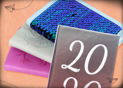Mini diáře na rok 2020 od ALBI