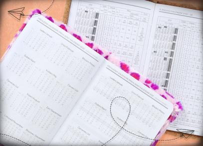 Přehledný a plánovací kalendář