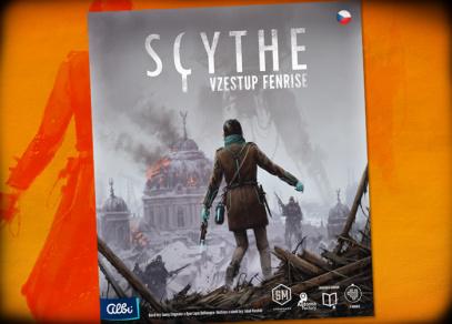 Scythe - Vzestup Fenrise - rozšíření hry