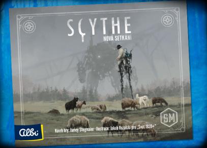 Scythe - Nová setkání - rozšíření hry