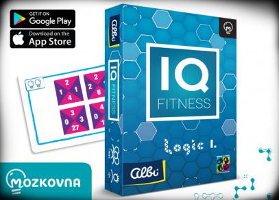 IQ Fitness - Logic I. - řada Mozkovna od Albi