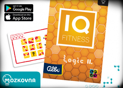 IQ Fitness - Logic II. - Mozkovna od Albi