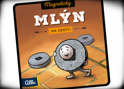 Magnetické minihry od Albi
