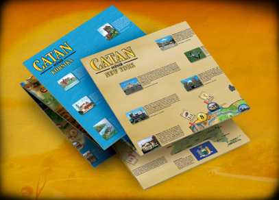 CATAN Big box - legendární hra od Albi