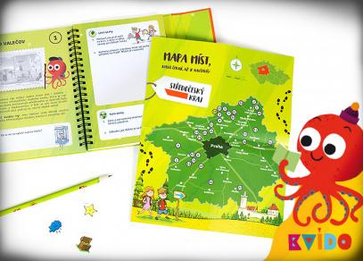 Zážitkové deníky Kvído cestovatele od Albi