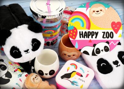 Kolekce Happy Zoo