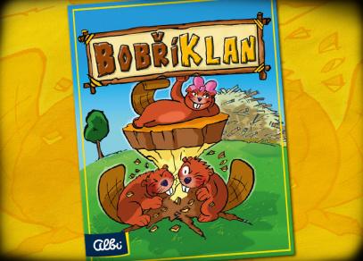 Bobří klan - karetní hra od Albi
