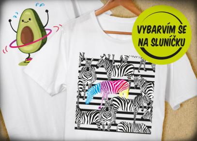 Měnící trička od ALBI