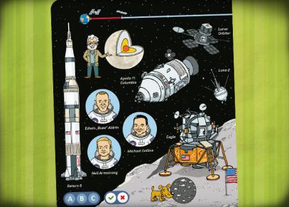 Vesmír - kniha z edice Kouzelné čtení