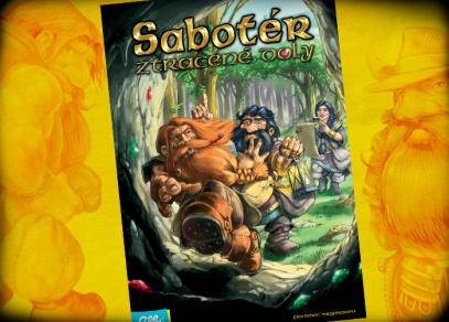 Sabotér - Ztracené doly - hra od Albi