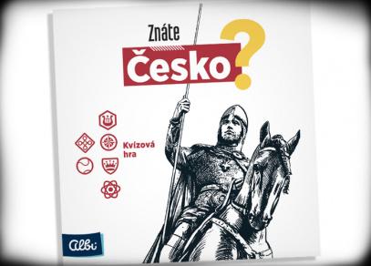 Znáte Česko? - kvízová hra od Albi