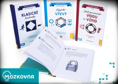 Chytré knihy z edice Mozkovna