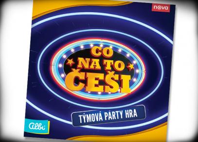 Co na to Češi - týmová párty hra od Albi