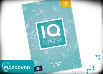 IQ Fitness - 60 karet - Mozkovna od Albi