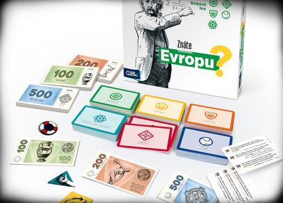 Znáte Evropu? - kvízová hra od Albi