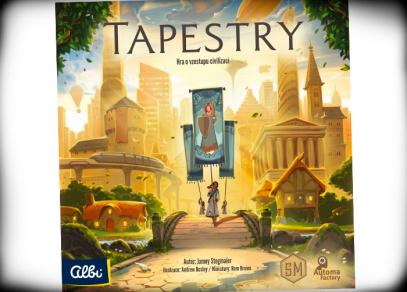 Tapestry - strategická hra o budování civilizací
