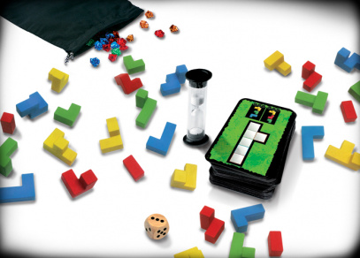 Ubongo 3D Family - rodinná hra od Albi