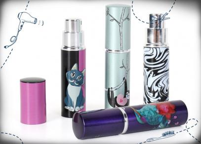 Flakóny na parfém
