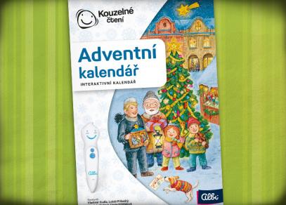 Adventní kalendář - Kouzelné čtení