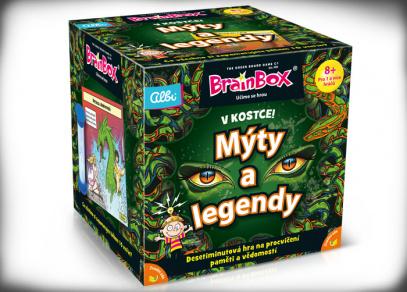 Brainbox - Mýty a legendy od Albi