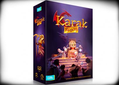Karak Regent - rozšíření hry Karak