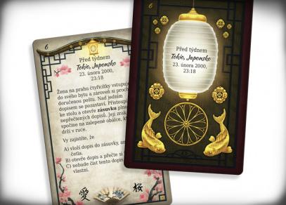 Změňte osud - karetní příběhy z Mozkovny