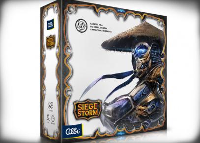 Siegestorm - karetní hra od Albi