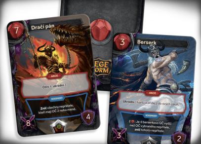 Siegestorm - Styxie - rozšíření základní hry