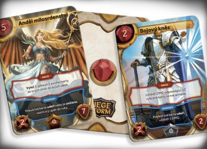 Siegestorm - Serafie - rozšíření hry
