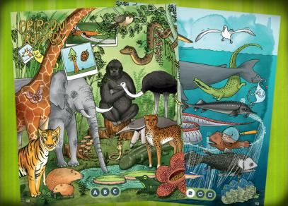 Encyklopedie pro školáky - Kouzelné čtení