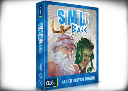 Similo - deduktivní kooperativní hry od Albi