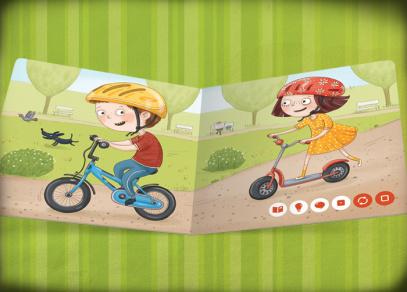 Minikniha Jaro - Kouzelné čtení