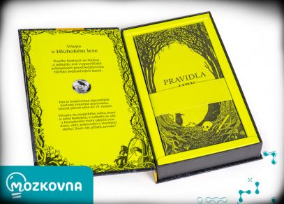 Myriorama - edice Mozkovna od Albi