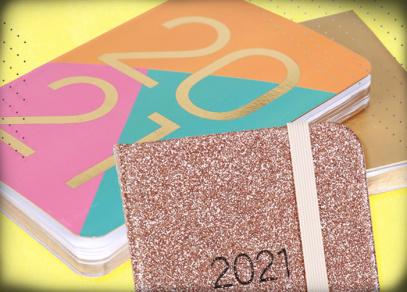 Mini diáře na rok 2021 od ALBI