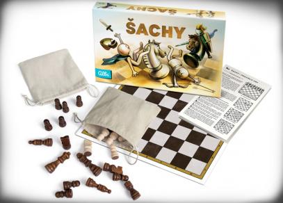 Šachy od Albi